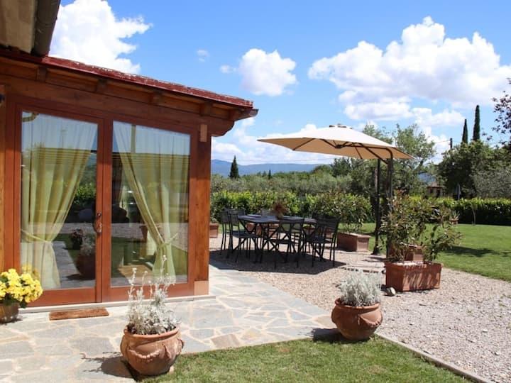 Villa in Cortona ID 3691