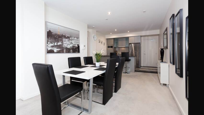 Luxurious 5 Star Apartment Suite - Perth - Leilighet