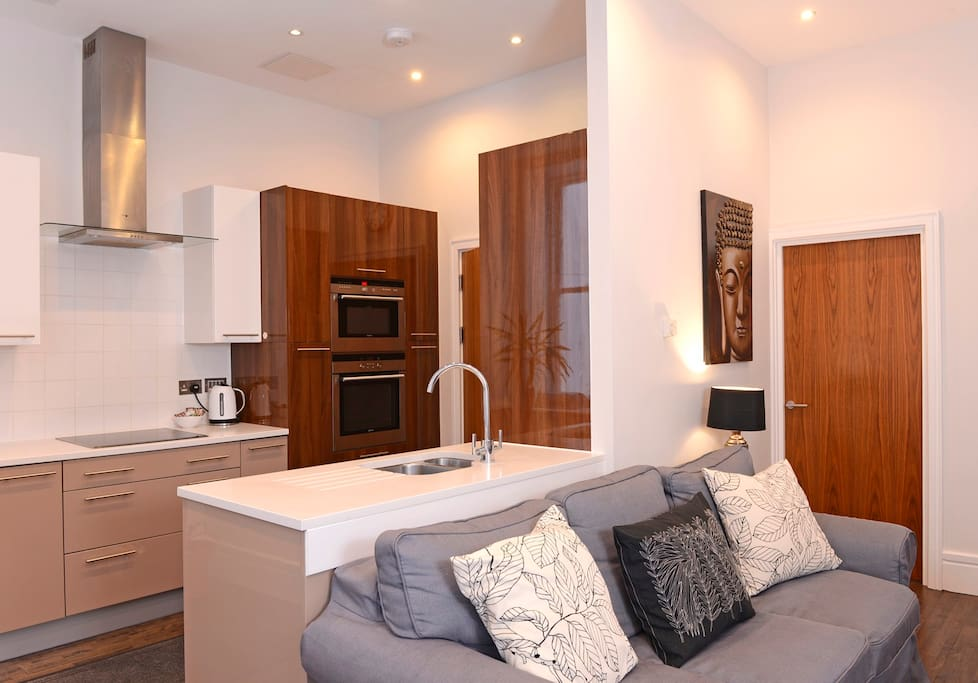 Gresham House Luxury 2 Bed With Private Terrace