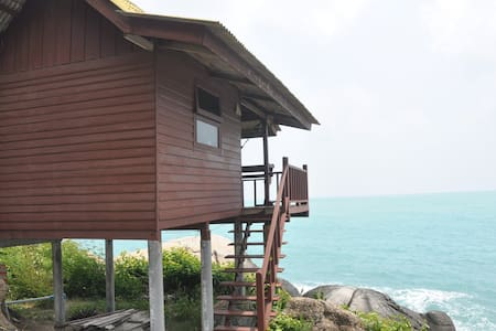 Double Fan with Ocean View (TO-01) - Ko Pha-ngan