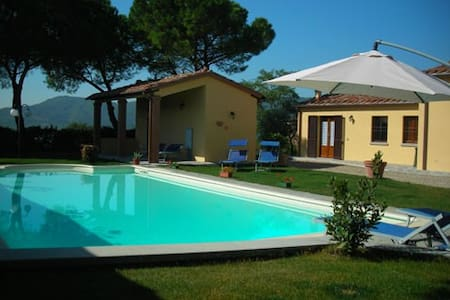Beautiful Apartment in Tuscan Villa - Province of Siena