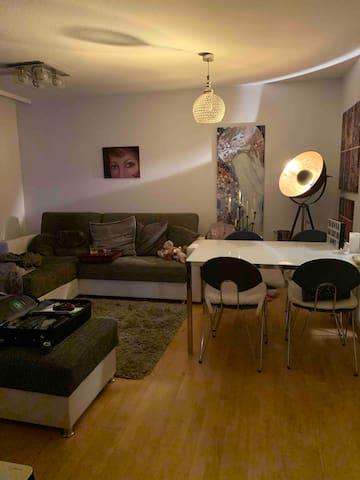 Süße 2-Zimmer-Wohnung im hippen Szeneviertel