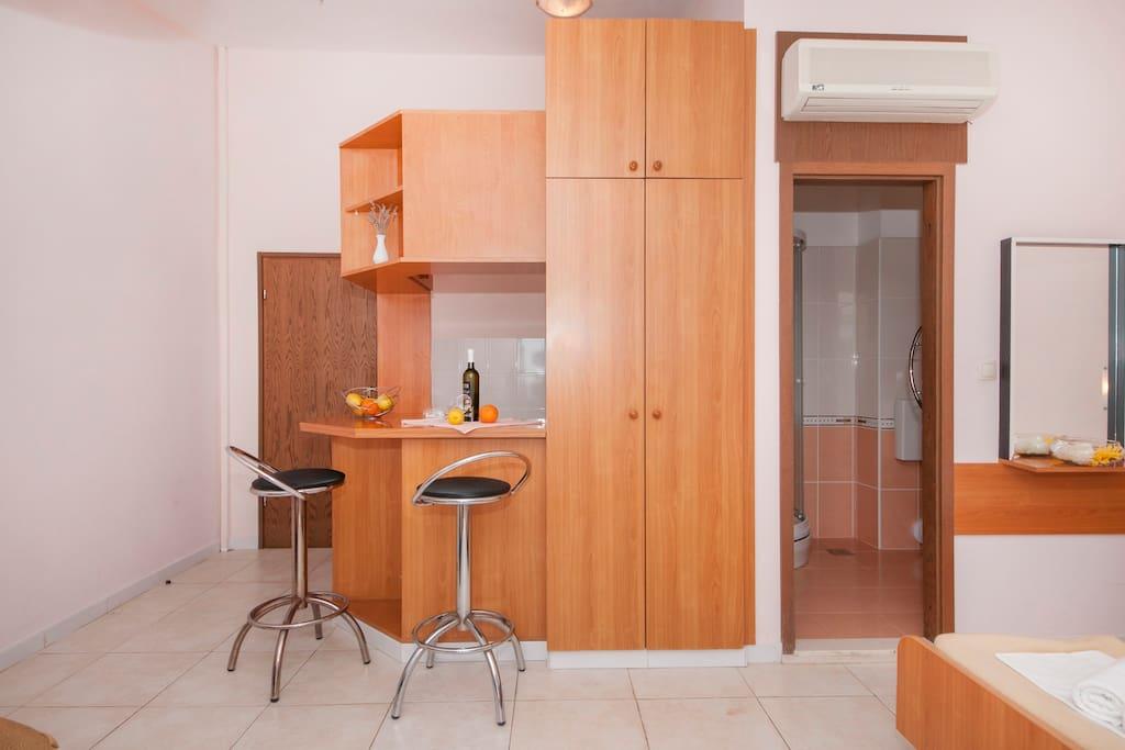 Studio Apartment eM Ka