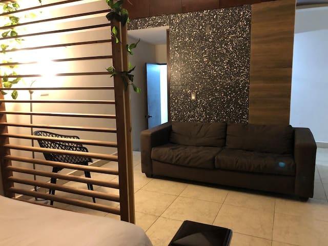 LC Moderno Loft, cómodo y céntrico cumbres