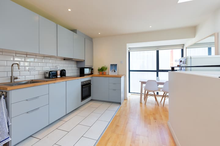 Modern apartment in the heart of Temple Bar
