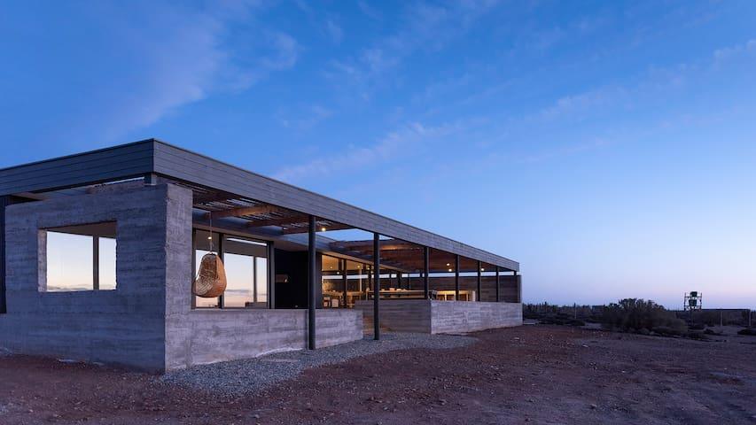 Casa de Playa Huentelauquén