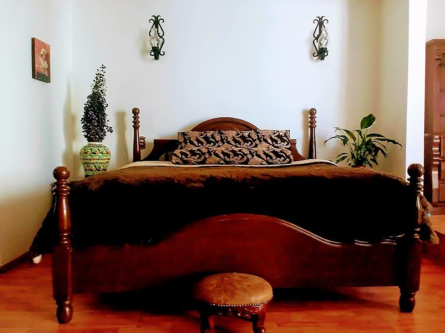 Cama King Size en Suite Sofía