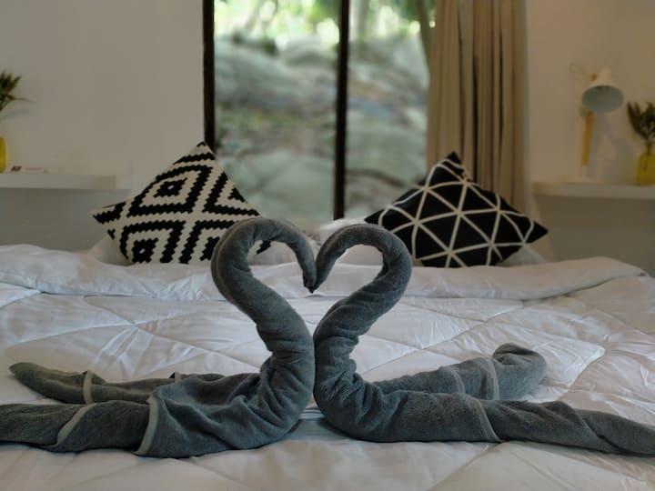 Nita sweet home  (A/C )2 bedrooms# Koh phangan
