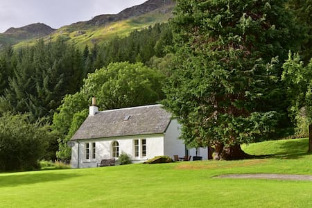 Gardener's Cottage, Glenlyon - Perth and Kinross - Ev
