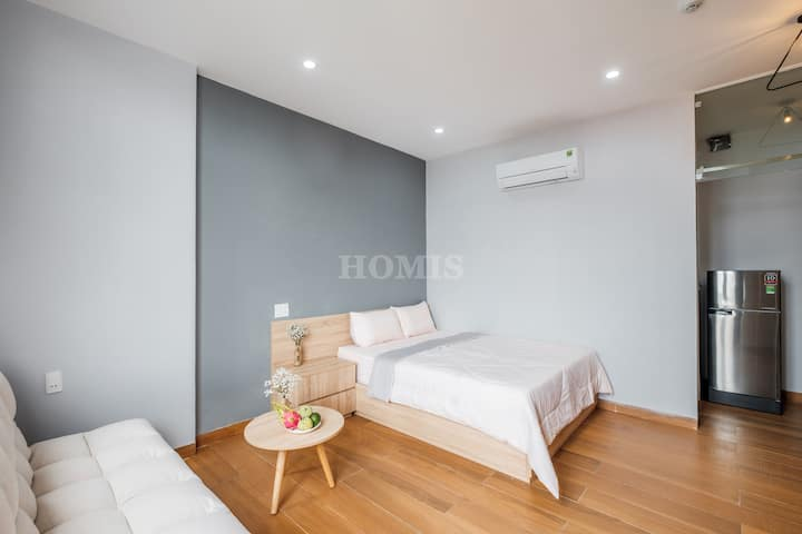 Homis Apartment near beach -The best place for you