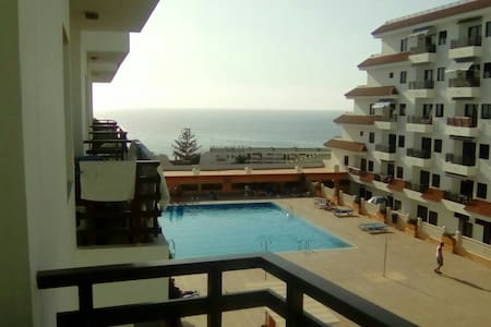 2bdr apart with sea view+wi-fi+ - Santiago del Teide
