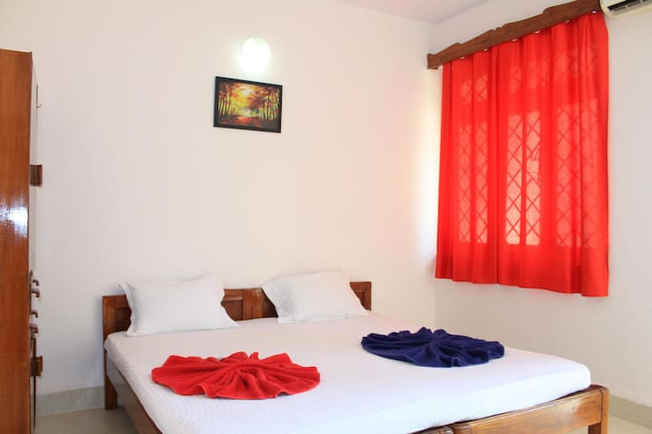 [Santized] 1BHK Fully Furnished Nr Calangute Beach