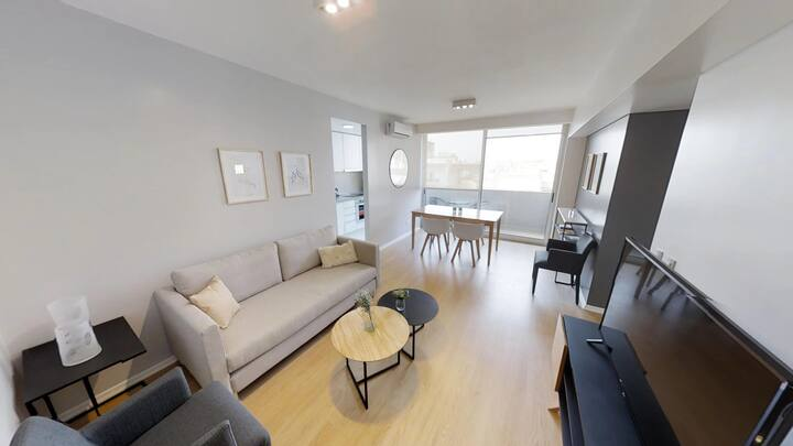 Amazing 2 rooms Apt! All new & Fully Furnished!