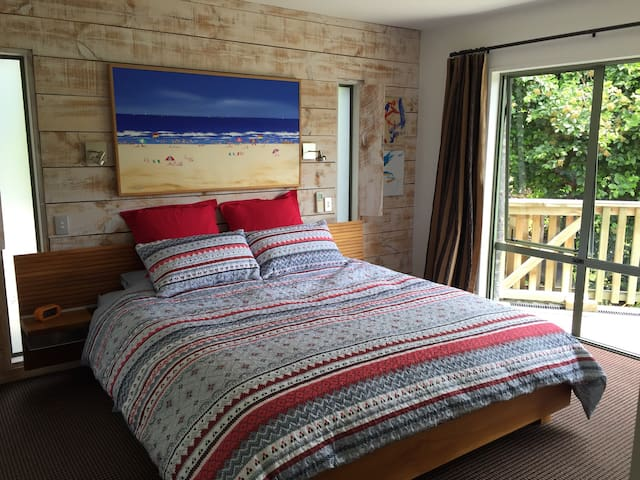 River and mountain views, sleeps 6 - Queenstown Hill - Hus