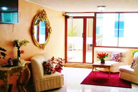 Hostal '' La Rosa '' 10 minutes from the airport - Pifo - โฮสเทล
