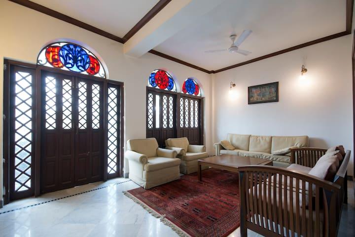 Legacy cultural apartment @ Hauz Khas Village
