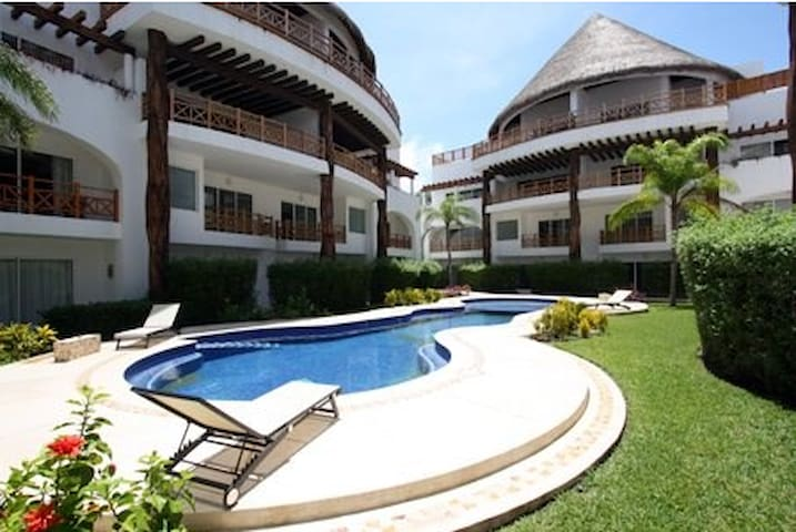Quiet luxury nest downtown - Playa del Carmen - Appartamento