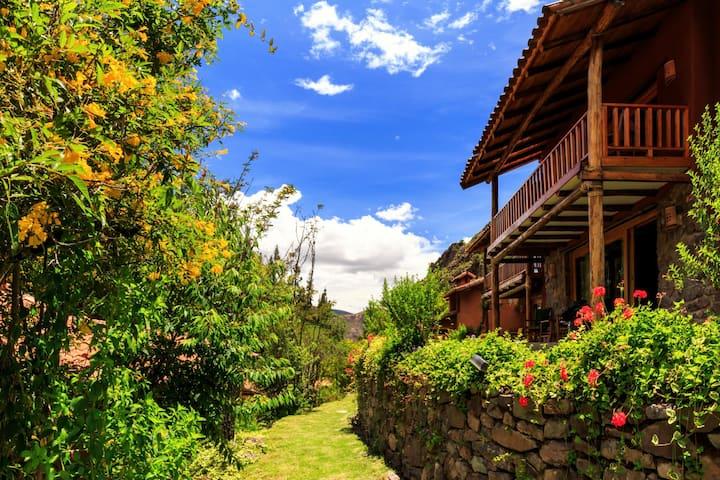 Villa 02 Dormitorios - Naturaleza Magica