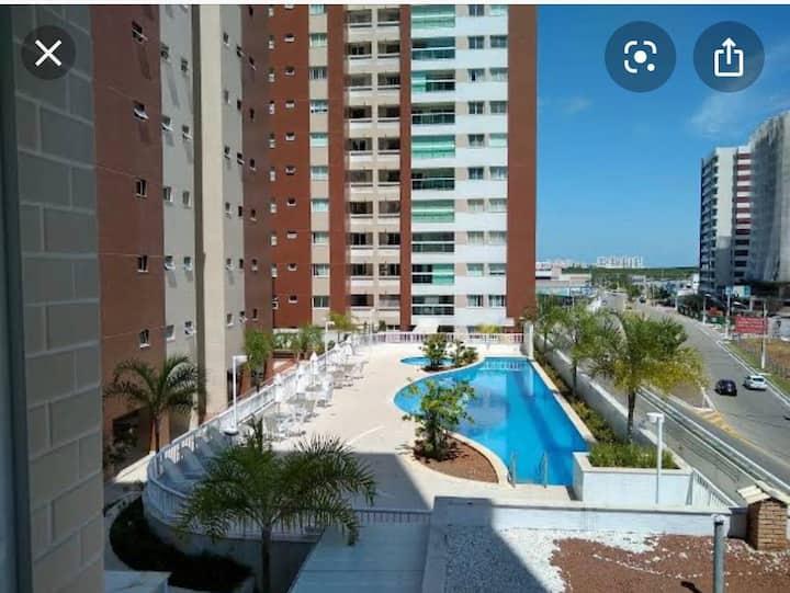 Conforto e lazer na melhor região de Aracaju.