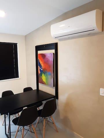 Studios One 10 - Loft para 4 em Camboinhas