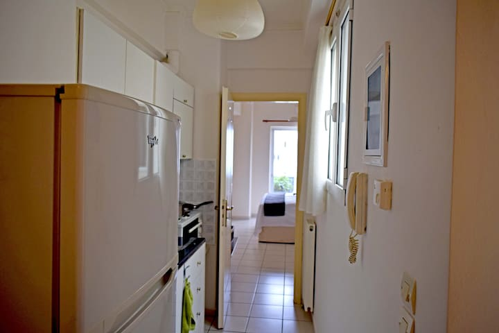 Comfy apartment in the Historical Patra's Center
