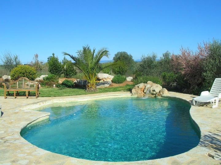 Villa 200m² avec piscine privée