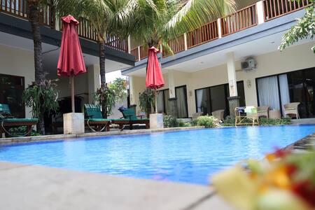Bali Reef Divers resort Tulamben-Private room