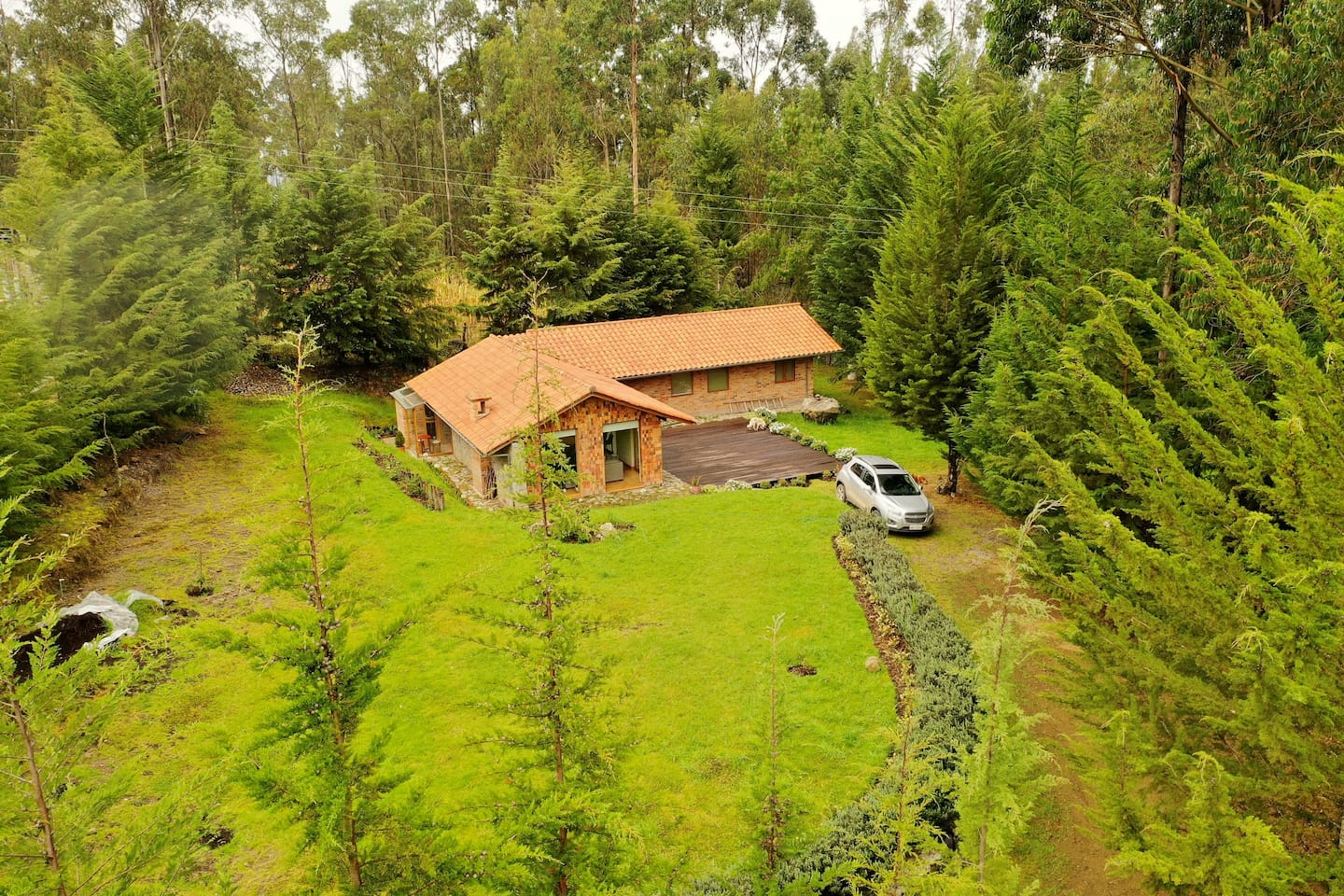Beautiful NEW Mountain Home -  1/2 Acre