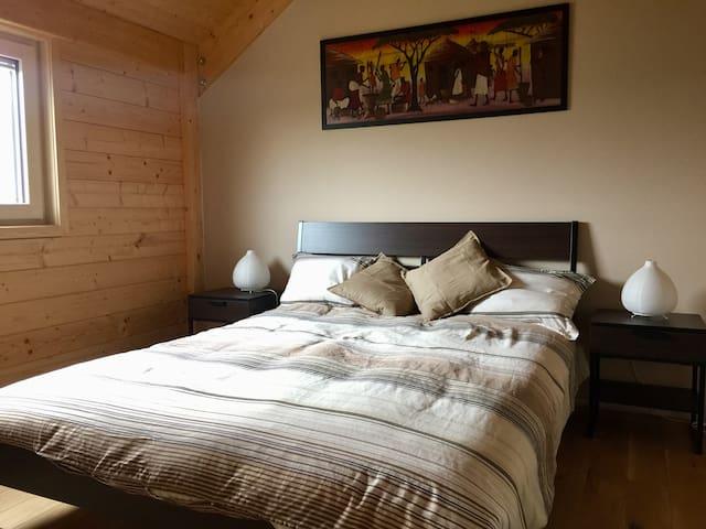 Chambre au calme dans les Ardennes