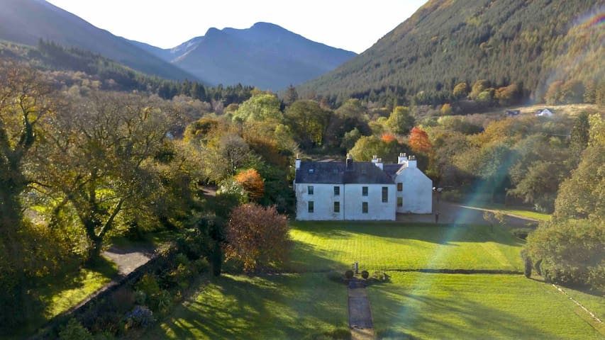 Ballachulish House Grey Invercoe
