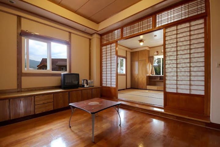 Bungalow for 6 Adults - 和式六人木屋 - Fuxing District - House