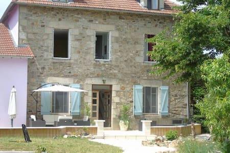 Puy Larrouse Farm House