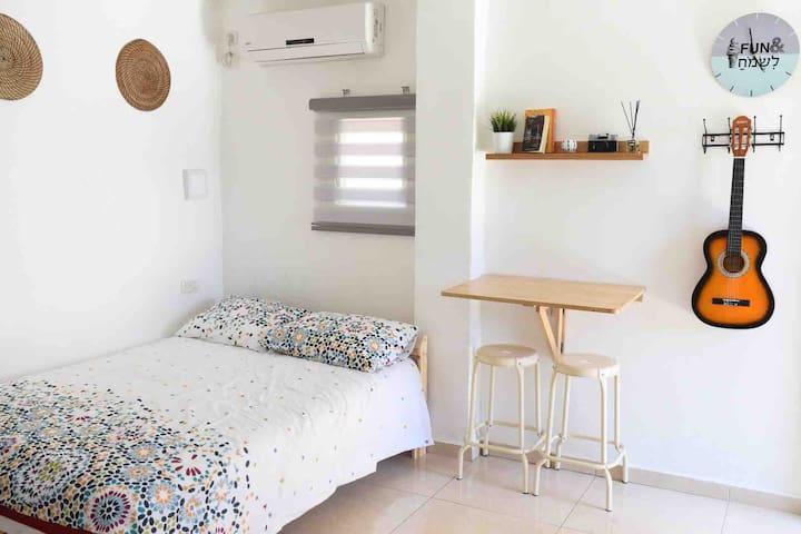 Apartment studio.