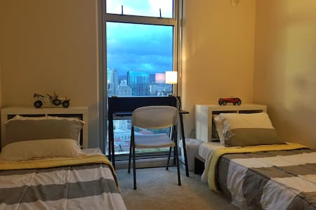 Downtown : Oceanview : Quality Room - Honolulu