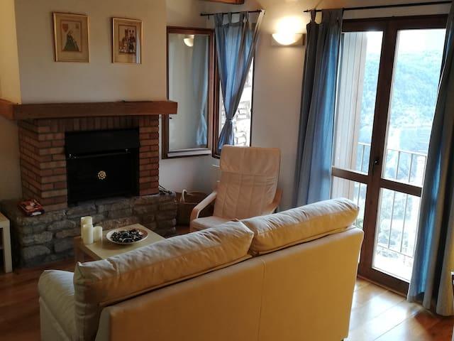 Coqueto apartamento en el Valle del Isábena
