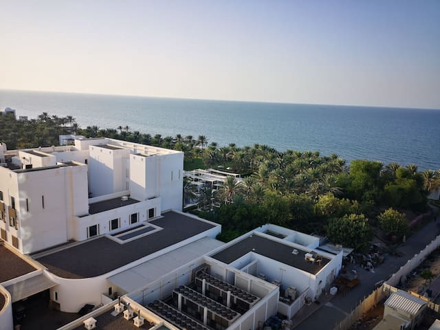 Enjoy Your Stay with the Best Sea view in Muscat