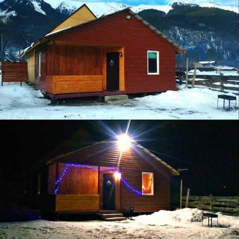 Уютный дом у Анастасии - Arkhyz