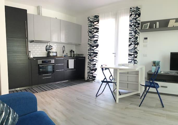 Orobic House: bilo 2/4pax near Bergamo Airport