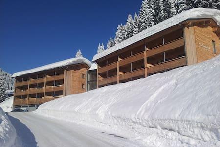 Ferienwohnung in den Bergen - Damüls - Ortak mülk