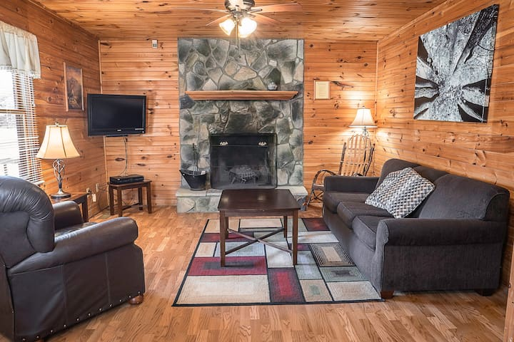 Cabins close to the NR Gorge at a good price #3