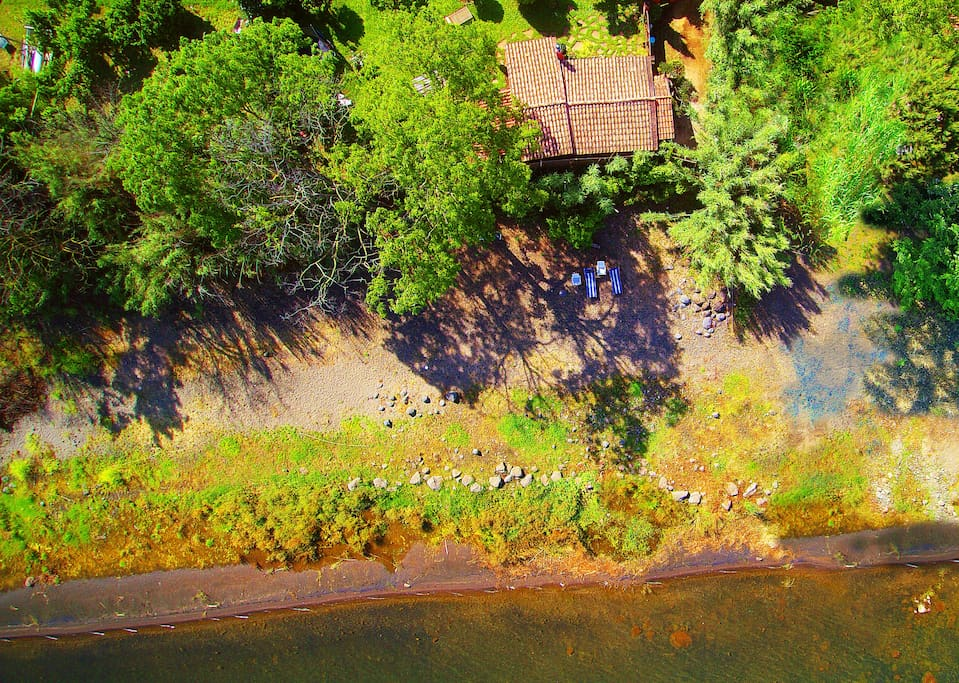 Drone Picture of Beach & House please click to enlarge