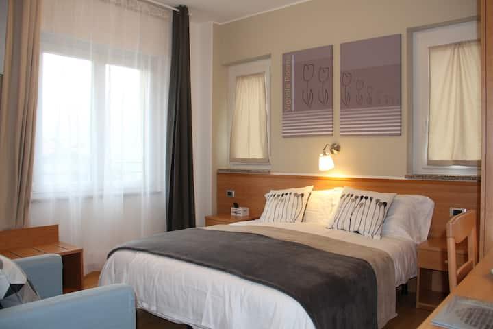Vignola Rooms 205 con bagno finestrato