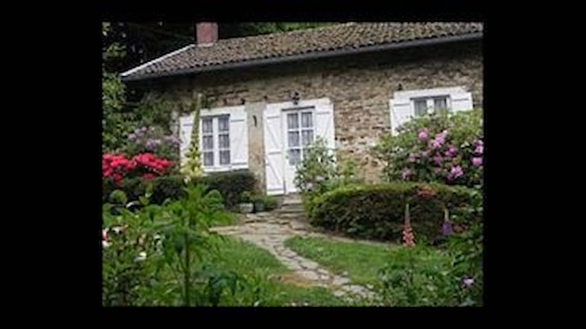 Pretty cottage 30 minutes from Limoges - Linards