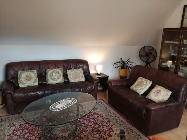 Bydlení U Babičky Apartmán s 1 ložnicí