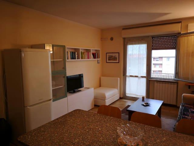 Bilocale suite a Prato per scoprire la Toscana!