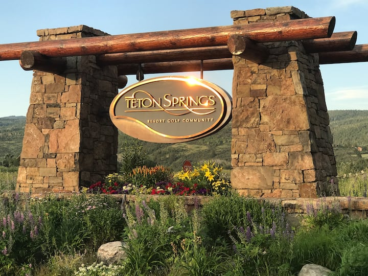Luxury Condo, Teton Springs Resort