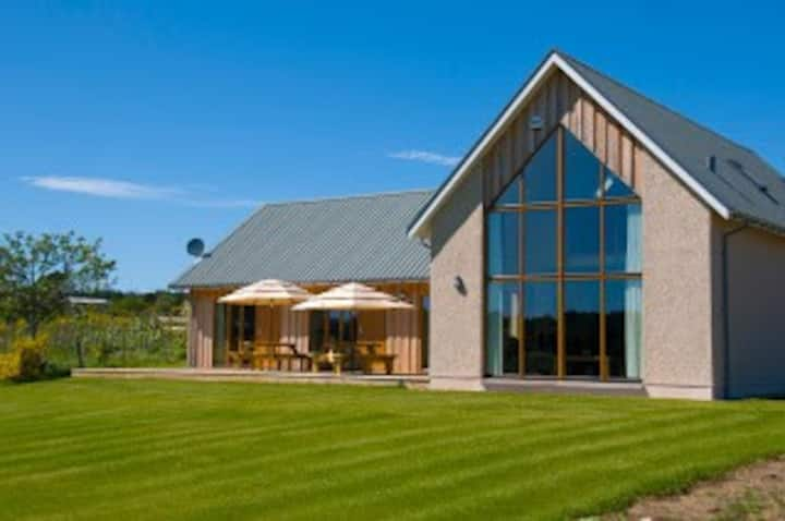 Luxury Holiday Lodge with hot tub - Garioch