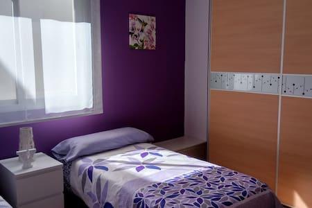 Habitación doble, equipada y bien ubicada - Alhendín - Ortak mülk