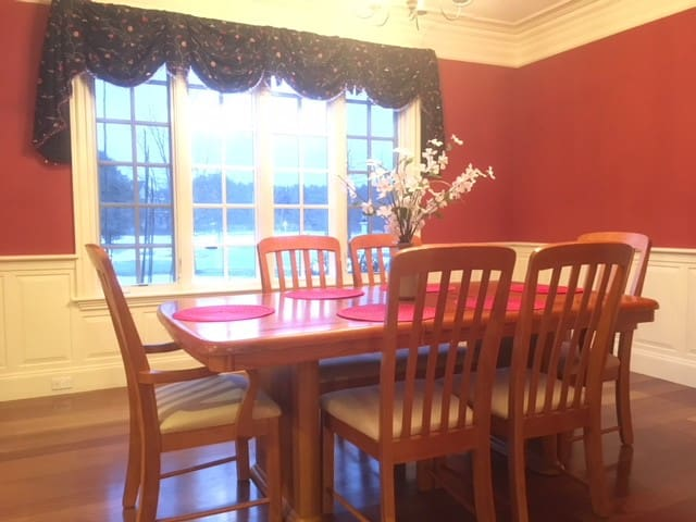 Dining room - common space