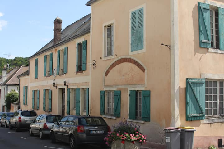 Auberge des Alouettes Chambre 2 Châlo St Mars 91